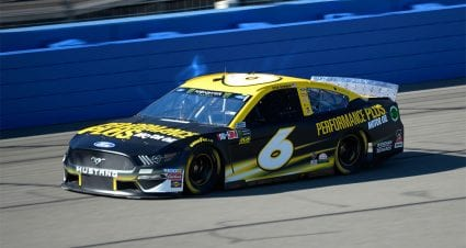 Roush Fenway car chief ejected after No. 6 car fails inspection twice