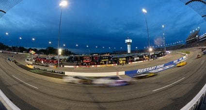 Richmond 101: TV times, tires, rules package in play this weekend