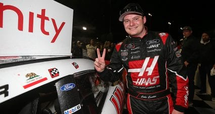 Cole Custer wins Xfinity Series race at Richmond, Dash 4 Cash prize