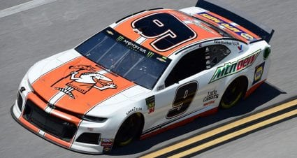 Chase Elliott, Ty Dillon take stage wins in GEICO 500 at Talladega