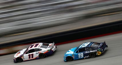 NASCAR fines Nos. 11 and 19 teams in Monster Energy Series