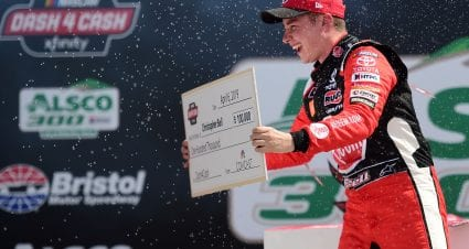 Bell looks to double up in Richmond: 'Cardboard checks are my favorite trophies'