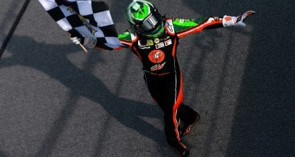 Chase Elliott wins GEICO 500 at Talladega as race ends under caution