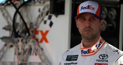 Hamlin on pit road strategy: 'I screwed up'