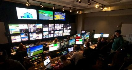 NASCAR Productions to be presented with Technology and Engineering Emmy Award in Las Vegas