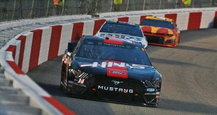 Bowyer's late rally falls agonizingly short: 'I thought this was our night'