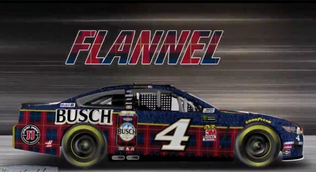 Flannel Main Kevin Harvick