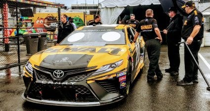 No. 9, No. 20 among four cars from top 10 to fail inspection