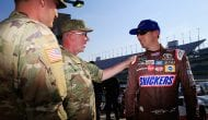 Toyota drivers: Military are the 'true heroes'