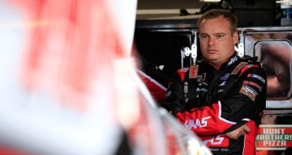 Cole Custer denied after final pit stop unravels dominant day at Dover