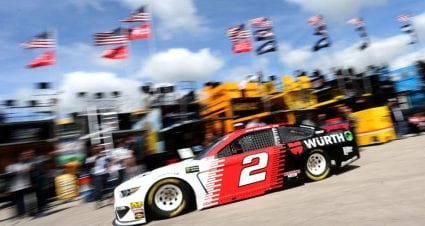 NASCAR docks Nos. 2 and 77 teams in Monster Energy Series for lug nuts