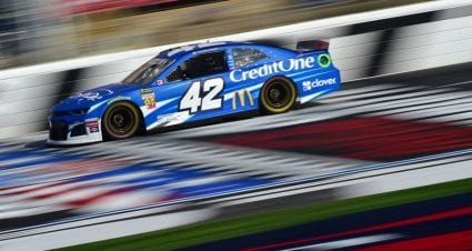 Late multicar wreck wipes out contenders at Charlotte