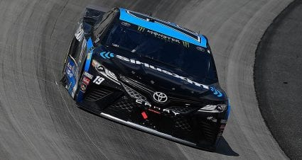Truex's winning No. 19 entry all clear in post-race inspection at Dover