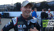 William Byron wins Busch Pole Award at Charlotte