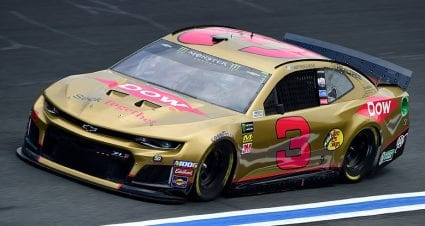 Austin Dillon fastest in final Cup Series practice