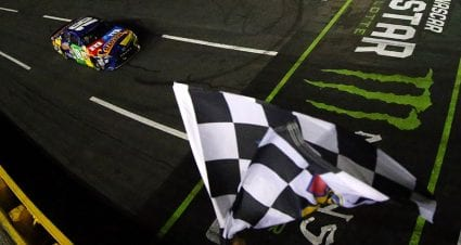 f0c452c58735 Kyle Busch no stranger to the lead  more deep stats to know for the All