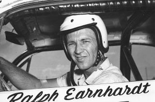 UNDATED:  Ralph Lee Earnhardt raced in NASCAR premier events from 1956 until 1964, registering 51 starts and two wins.  (Photo by ISC Archives via Getty Images)
