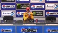 Logano: Coca-Cola 600 good reminder of what Memorial Day really means