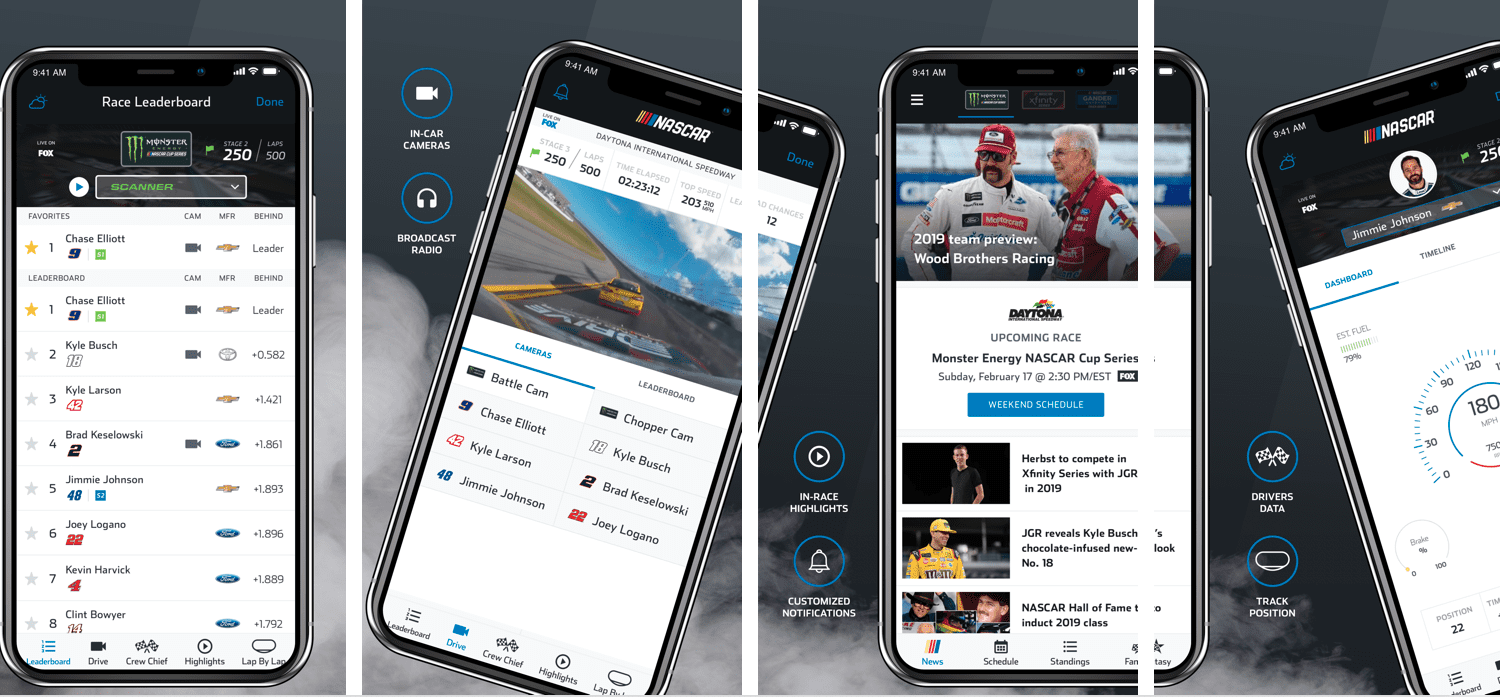 The Official App of NASCAR | NASCAR com