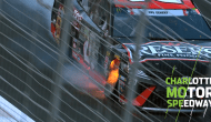 Erik Jones sees night come to an early end