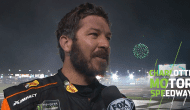 Truex: 'We never gave up on it'