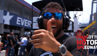 Drivers-only crew has fun with Bubba's pit road gaffe