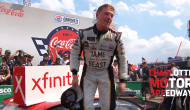 Sweet victory for Tyler Reddick at Charlotte