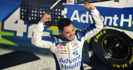 Larson hopes All-Star Race win kick-starts rhythm as racing schedule ramps up