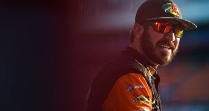 Truex on teammate/competitor balance with Kyle Busch, tricky nature of Charlotte