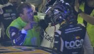 Backseat Drivers: Analyzing the fight between Bowyer, Newman