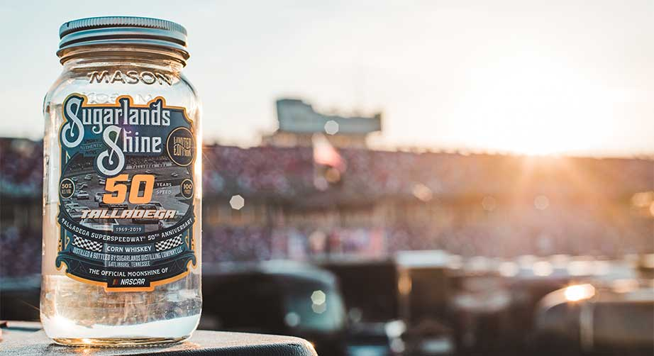 'Shine on: Sugarlands, NASCAR connect past with future ...
