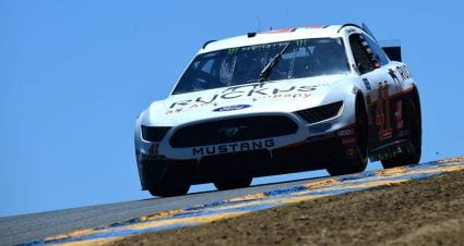 Nos. 41, 20, 15 and 51 to start from the rear in Sonoma
