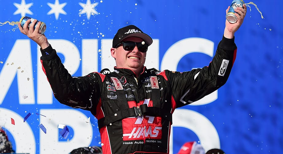 cole custer rolls  xfinity win  chicagoland speedway nascarcom