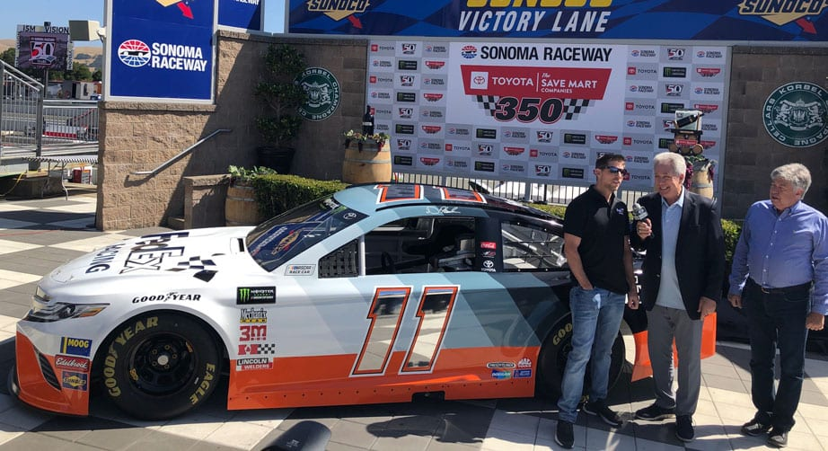 Hamlin: Waltrip is an important part of No  11 legacy