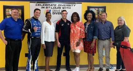 NASCAR Drive for Diversity, World Wide Technology Raceway partner with Jackie Joyner-Kersee Foundation for Youth iRacing League