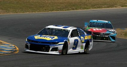 Chase Elliott exits early after mechanical issue at Sonoma