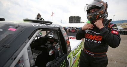 Gander Trucks race at Iowa delayed by inclement weather