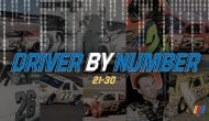 Driver by Number: Revealing best drivers for Nos. 21-30