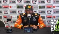 Truex: Driving for Joe Gibbs is a blessing