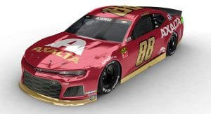 Alex Bowman Main Darlington