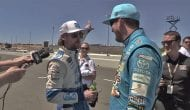 Rearview: Blaney, Busch laugh it out as Truex 'wines' it up