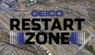 Twists and turns of every restart at Sonoma Raceway