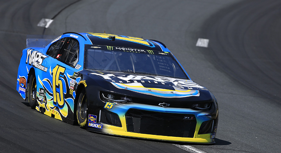 New Hampshire Monster Energy Series Qualifying Order