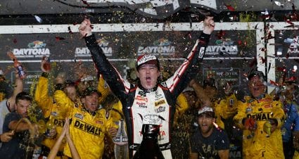 Erik Jones optimistic about repeating at Daytona