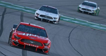 Daniel Suarez: 'Eventful night for sure' ends with massive rally to eighth place