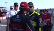 Up close: Alternate angle of Burton, Menard confrontation