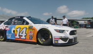 Inside look at the New Hampshire Cup Series garage
