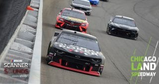 Scanner: Who got testy with a teammate at Kentucky? | NASCAR com