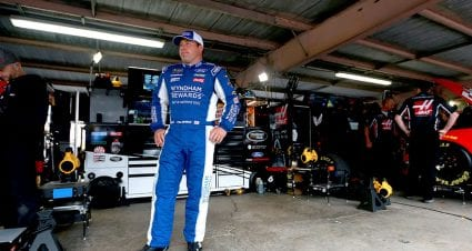 Ryan Newman feels 'more of a rookie' than ever