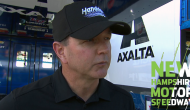 Jeff Andrews discusses Bowman backup car decision